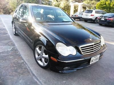 2006 Mercedes-Benz C-Class C-230 C 230 MERCEDES BENZ IN GREAT SHAPE FOR A GREAT PRICE