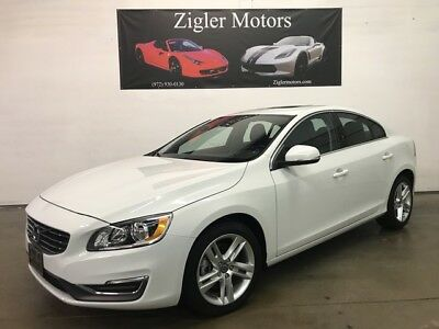 2015 Volvo S60 One Owner T5 Drive-E Premier Navigation Sunroof 2015 Volvo S60 One Owner 24,062 Miles