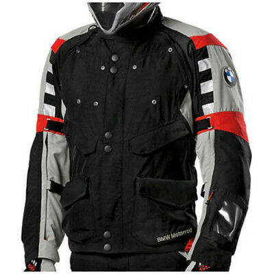 BMW Motorrad Rallye Jacket - Black and Red
