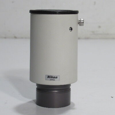 Nikon V-T Microscope Photo Tube Camera Adapter - Mab53410
