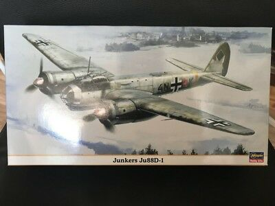 Junkers JU88 D-1 Special Edition 1:72