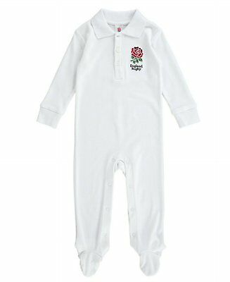 England Rugby Babygrow Official Product Sleepsuit Baby Kit