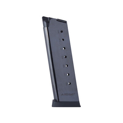 Mec-Gar fits 1911 .45 ACP 8-Rd Magazine w/ Buttplate and Follower MGCG4508BPF
