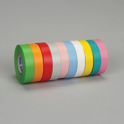 """10 rolls  Labeling Tape  1/2 × 500"""" with a 1"""" core."""