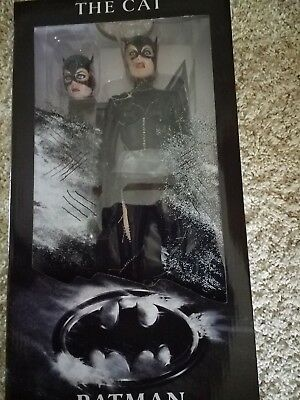 "Batman Returns Catwoman Michelle Pfeiffer 1/4 Scale 18"" Figure NEW IN BOX"