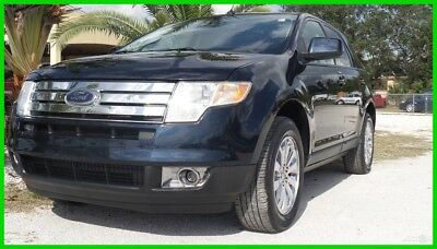 Ford Edge SEL 2008 SEL Used 3.5L V6 24V Automatic FWD SUV