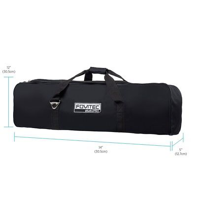 Fovitec StudioPRO All-In-One Photography Photo Studio On Location Carrying Bag