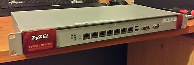 ZyXEL ZyWALL USG 300 Internet Security Appliance - Load Balancing Router (Used)