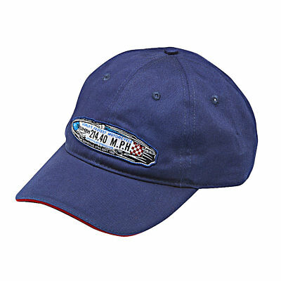 Triumph Motorcycle Speed Record Baseball Cap Adult Official merchandise