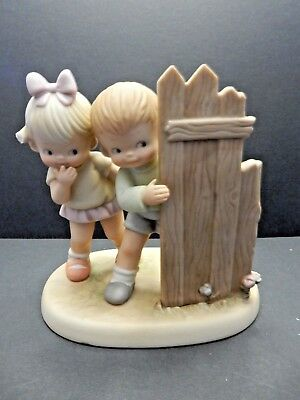 "ENESCO Lucie Attwell Memories of Yesterday ""IF YOU CAN""T BE GOOD BE CAREFUL"" NWT"