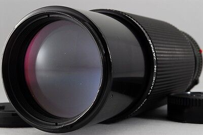 [Excellent+++] Canon New FD 100-300mm f/5.6 MF Zoom lens NFD from Japan