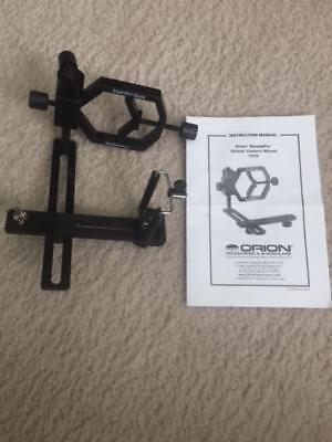 Orion 5338 SteadyPix Deluxe Camera Mount and Cell Phone Mount Free Shipping