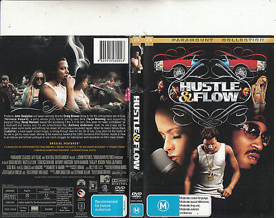 Hustle and Flow-2005-Terrence Howard-Movie-DVD