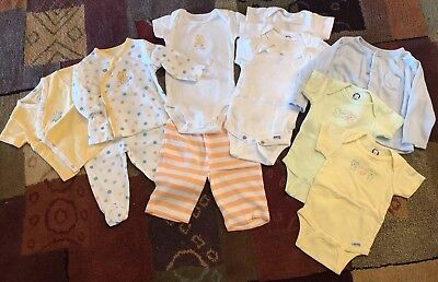 Baby clothes 3 months & 3-6 months EUC Lot of 10 pieces and 6-12 months 1 piece