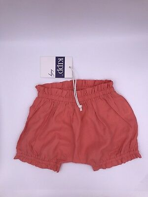 Kipp Babies Unisex Bloomers Size 9m, Color Apricot Same Day Shipping