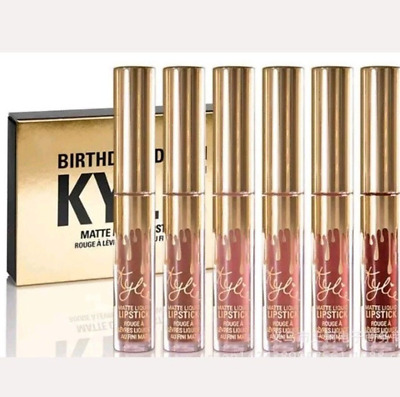 Kylie cosmétics collections lipstick