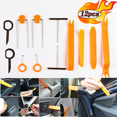 Air Pump Wedge Clamps Up Open Pry Tools 13x Car Dash Radio Trim Panel Removal