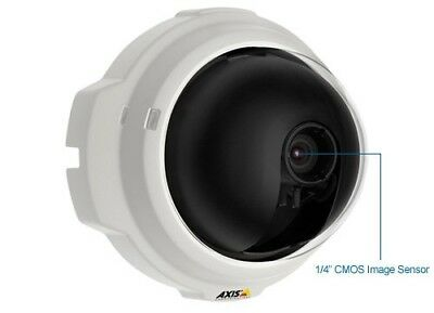 Axis M3204 IP Surveillance Mini Dome Cameras, POE, 720P,