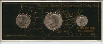 United States - Bicentennial Coin Set - 1976