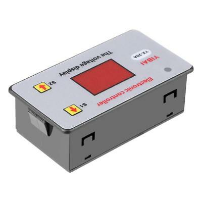 12V Battery Low Voltage Cut off Switch On Protection Undervoltage Controller gn