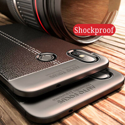 For Xiaomi Redmi S2/5 Plus/Note 5A 5 Pro Hybrid Shockproof Silicone Case Cover