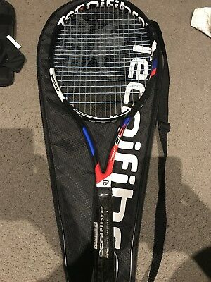 Brand New Tecnifibre DC 300 4 3/8 Natural Gut ALU power!!QUICK SELL