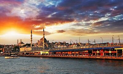 istanbul New Mosque photo Image Picture Desktop Background Walpaper