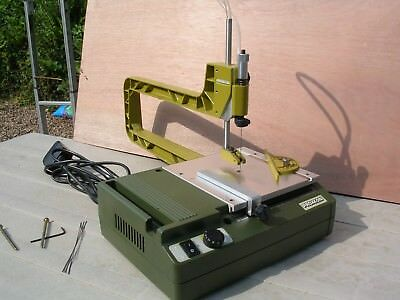 Proxxon 27088 DS 230/E Variable Speed Fretsaw / Scrollsaw - used only twice