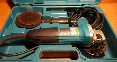 "Makita GA4030 4"" Angle Grinder - Case  Clean!!"