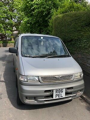 Mazda Bongo 1998 2.5 diesel automatic spares or repair