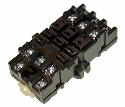 Deltrol Din Rail Relay Socket 166/268 Series 20982-82