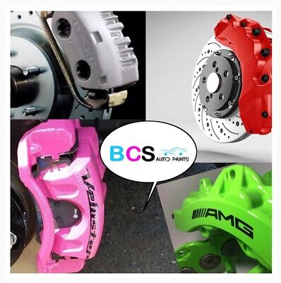Auto Car Caliper Heat Paint - All Colours Suit Brembo Brakes And Standard