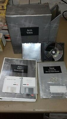 Agfa Viper User Guide