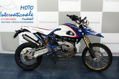 BMW: HP2 Enduro 2006 BMW HP2 ENDURO WITH EXTRAS ONLY 5200 KM - FREE SHIPPING TO USA & CANADA