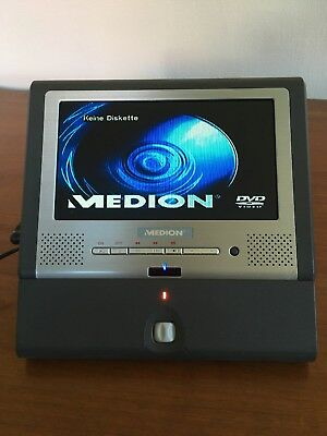 Medion mobiler DVD Player