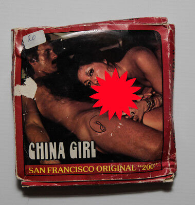 Boxed 8Mm Super 8 Stag/adult Film.  San Francisco 200, China Girl Starring Linda