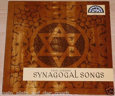Trio Loránd: Synagogal Songs - LP