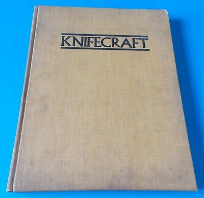 Knifecraft By Sid Latham 1978! Stidham Estate