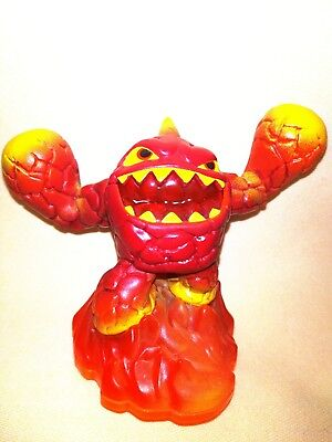 Skylander Lightcore Eruptor Feuer Giant Wii/Wii U/3DS/PS3/PS4/XBox 360/One/PC