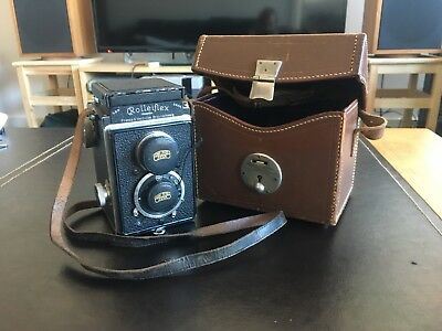 Rolleiflex Original 611 No.25439 Early 1929 model. Excellent condition.