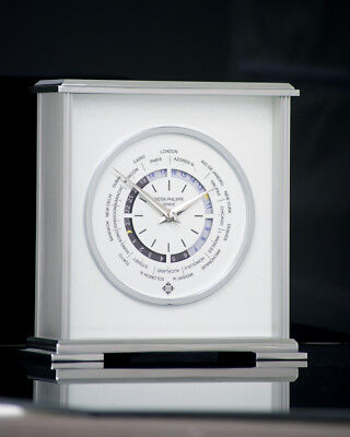 Patek Philippe Worldtime Desk Countertop Clock Display