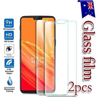 2X OnePlus 6 6T 7 Pro Tempered Glass /Hydrogel AQUA Screen Protector Film Guard