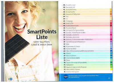 Weight Watchers 🌸 🌾 🌷🌾smartpoints Liste Mit 1000 Lebensmittel Und Kickstart