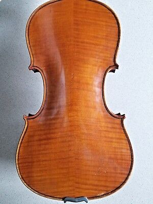 Antique Italian Violin, Vincentius Postiglione 1907, OPEN, POWERFUL SOUND!!!