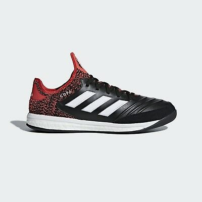 sports shoes f4934 488a0 adidas COPA Tango 18.1 TR Soccer Shoes Size 9 Black White Coral CM7668 Boost