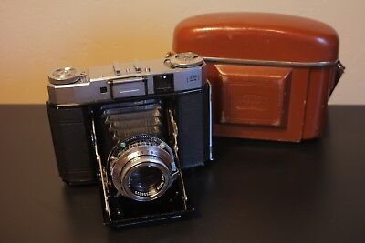 Zeiss Super Ikonta IV with case