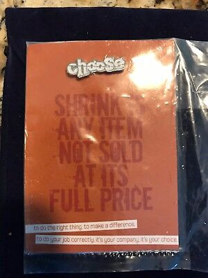 THE PUBLIX Choose Reducing Shrink Pin New And Unopened Very Nice