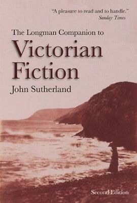 NEW The Longman Companion To Victorian Fiction by John... BOOK (Paperback)