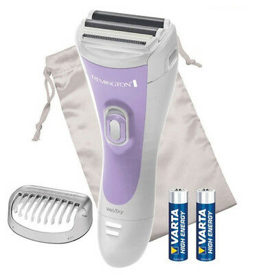 Remington Battery Operated Ladies Electric Shaver WDF4818AU