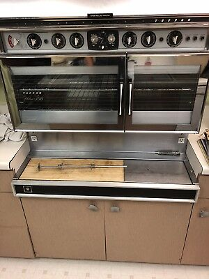 Vintage electric stove:  Tappan 400 Electric Stove
